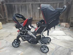 Baby Trend Sit n' Stand Stroller, Double. for Sale in San Diego, CA