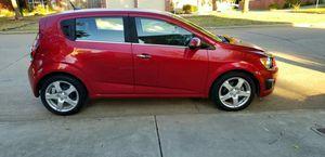 2013 Chevy Sonic ltz hatchback for Sale in Fort Worth, TX