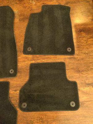 OEM Audi A4 Cloth Floor Mats for Sale in Austin, TX