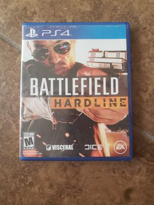 $5 PS4 Battlefield Hardline for Sale in Visalia, CA