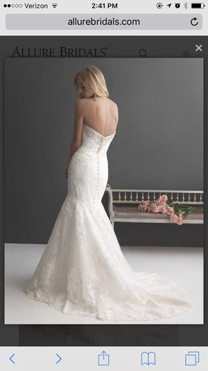 Allure romance wedding dress NEW for Sale in Wenatchee, WA