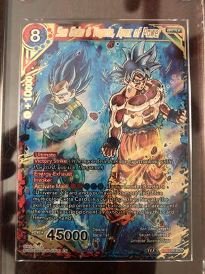 Son Goku and Vegeta, Apex of Power for Sale in Georgetown, GA