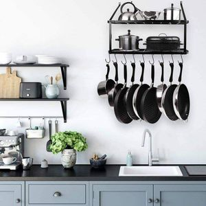 Wall Mounted Pot Rack for Sale in Las Vegas, NV