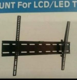 Tilt tv wall mount 22 inch to 70 inch for Sale in Plano, TX