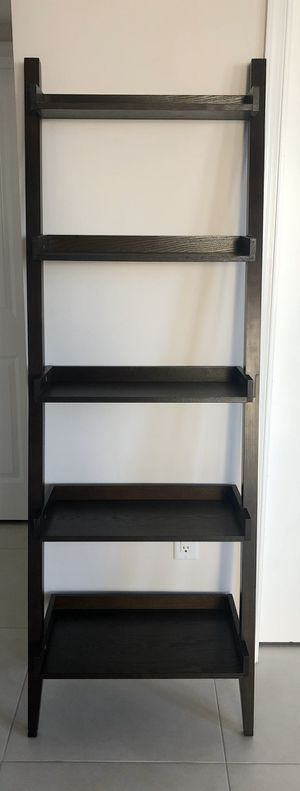 Wood Ladder Shelf for Sale for Sale in Fort Lauderdale, FL