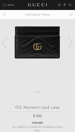 Gucci Card Holder for Sale in Concord, CA