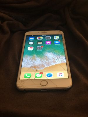 Sprint iPhone 6s Plus for Sale in San Jose, CA