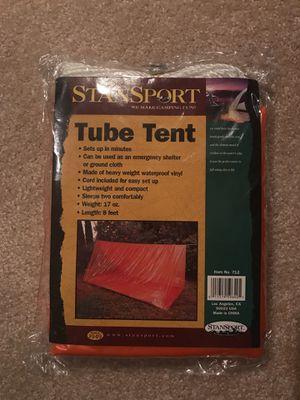 Brand new Stansport tube tent emergency shelter for Sale in Farmington Hills, MI