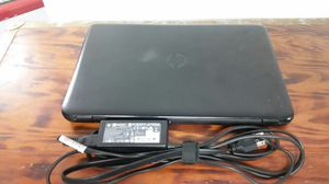 HP i3 w10 laptop 15-ac142dx for Sale in San Diego, CA