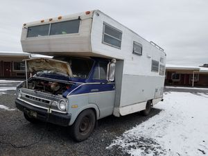 72 dodge sportsman desoto fargo for Sale in Klamath Falls, OR
