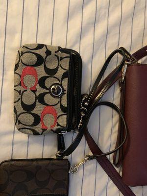 Coach wrist wallet for Sale in Gaithersburg, MD