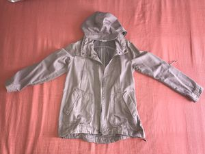 Utility Jacket with Retractable Hoodie for Sale in San Diego, CA