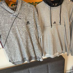 Adidas jacket/hoodies for Sale in Monroe, WA