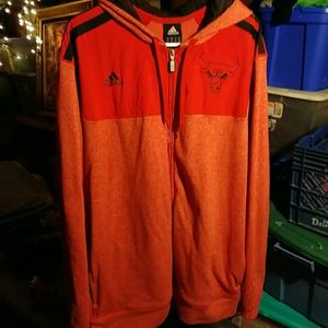 Used Bulls hoodie jacket for Sale in Cleveland, OH