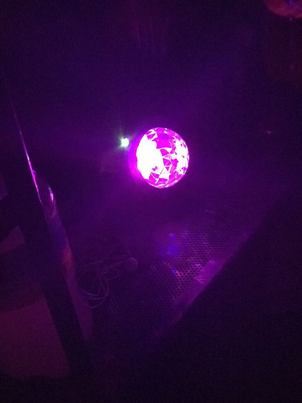 Nebula Light Projector