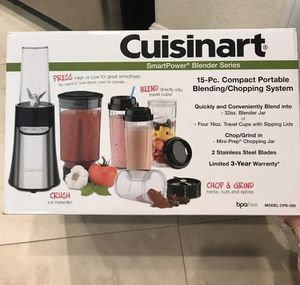 Cuisinart Smart Power Blender Series - 15 Pc Set for Sale in Frisco, TX