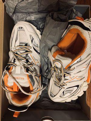 Balenciaga Track Orange for Sale in Temple Hills, MD