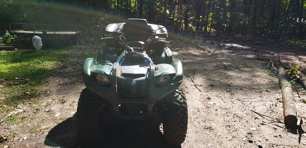 2011 YAMAHA GRIZZLY 550