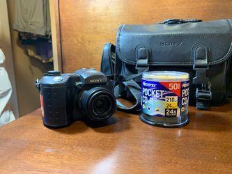 Sony MVCCD500 Digital Camera for Sale in Port St. Lucie,  FL