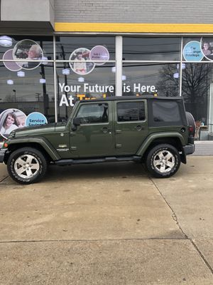 Jeep Wrangler for Sale in Cleveland, OH