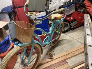 Nice blue bike for Sale in Lincoln, CA