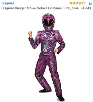 HALLOWEEN COSTUME: Disguise Ranger Movie Costume Small (4-6x) for Sale in Orland Hills, IL