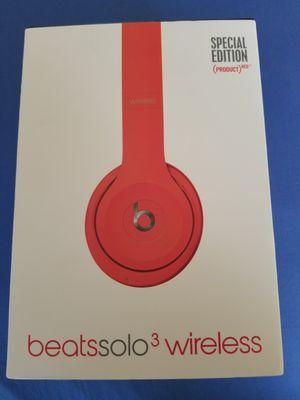 Orginal beats solo 3 wireless for Sale in Brockton, MA