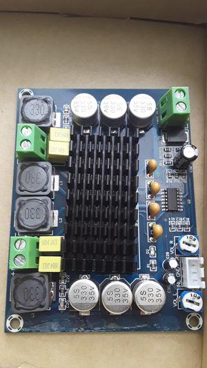 2 channel speaker amplifier for Sale in Chicago, IL
