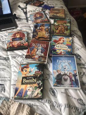 Disney dvds for Sale in Long Beach, CA