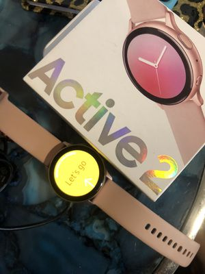 Samsung Galaxy Watch Active 2 for Sale in Compton, CA