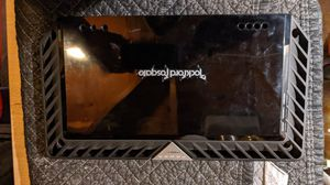 Rockford T1500-1bt Amp for Sale in Parma, OH