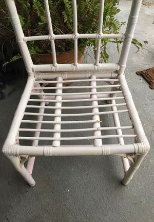 Chair, candle holder, and plant pot for Sale in Costa Mesa, CA