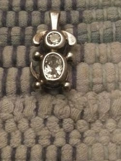 Sterling/925 CZ PUPPY Charm for Sale in Inverness,  FL