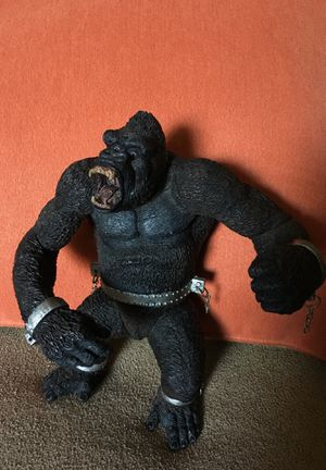 King Kong Action Figure Collectible for Sale in Taunton, MA