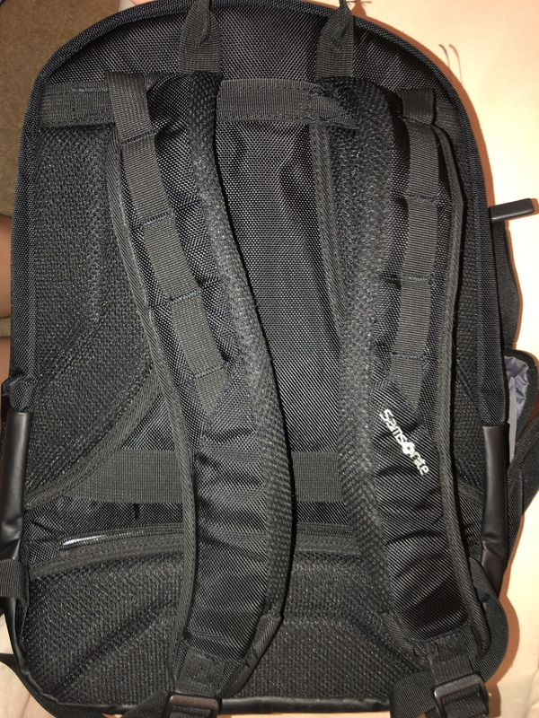 Samsonite Laptop Backpack TSA Approved Black Like New