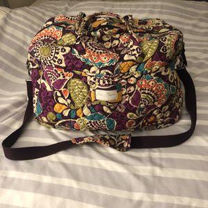 Large Vera Bradley Travel Bag for Sale in Farmington, CT