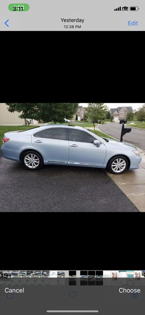 2010 Lexus ES 350 for Sale in Washington, DC