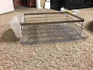 Metal Dish Rack for Sale in Colorado Springs, CO