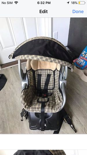 Baby trend car seat for Sale in East Moline, IL
