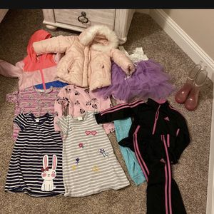 3T Girl Bundle for Sale in Kingsburg, CA
