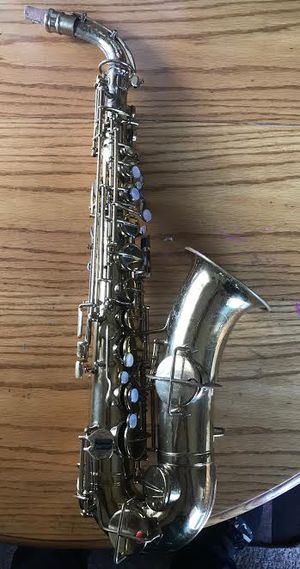 Martin Saxophone 60094 Low Pitch For Sale for Sale in Henderson, NV