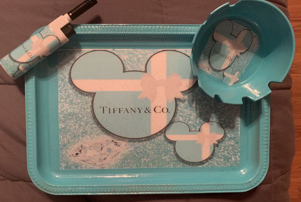 Multipurpose/Novelty tray sets. Rolling tray
