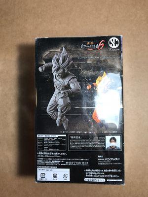 Dragon Ball Z Goku Super Saiyan Figure New for Sale in Santa Monica, CA