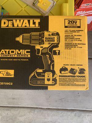 Dewalt power tool set for Sale in Bloomington, CA