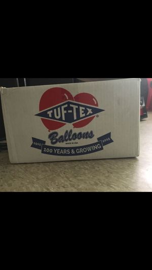 Box of balloons for Sale in Clearwater, FL