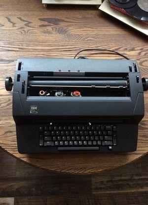 IBM Correcting Selectric III Typewriter for Sale in Salt Lake City, UT