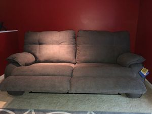 Brand New Reclining Sofa For Sale for Sale in Fairfax, VA