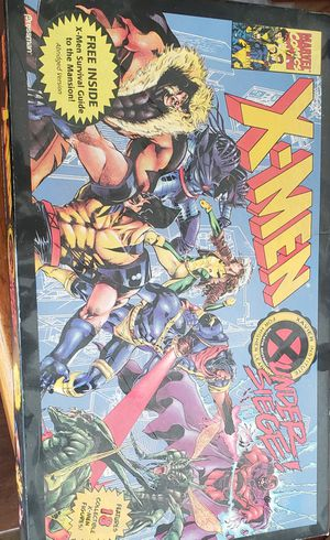 1994 Marvel X-Men Under Siege Board game for Sale in Verona, PA