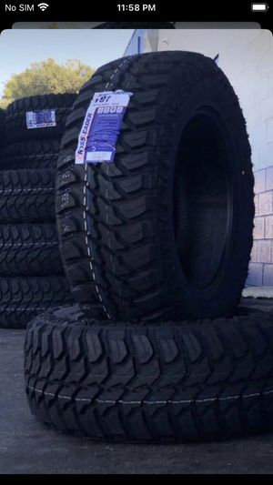 Crossleaders MT TYRES @wholesale prices—WE DELIVER ONLY for Sale in Anaheim, CA