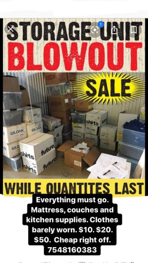 Moving Give Away and Sale for Sale in Pembroke Pines, FL